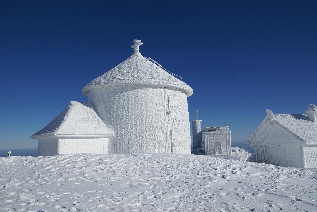 Śnieżka, Kaplica św. Wawrzyńca