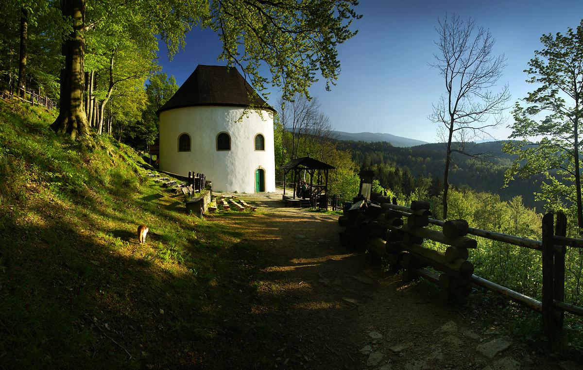 Kaplica Św. Anny na zboczu Grabowca