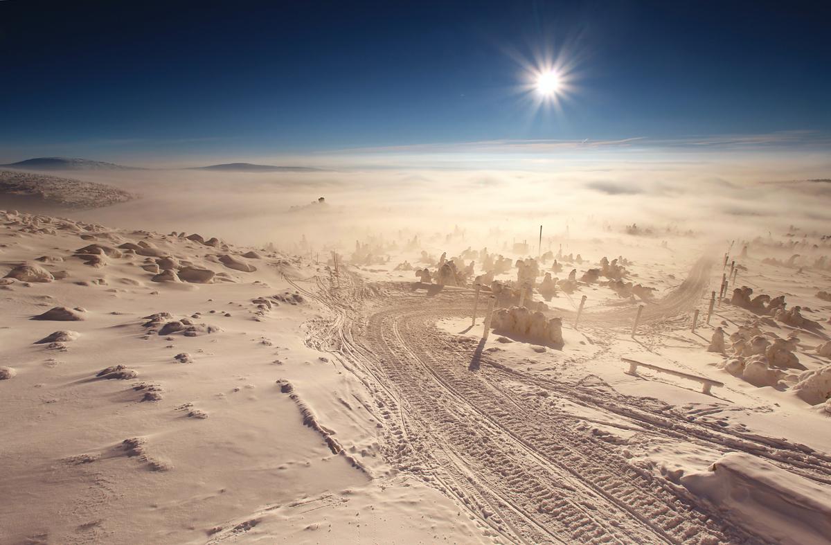 Panorama ze Szrenicy