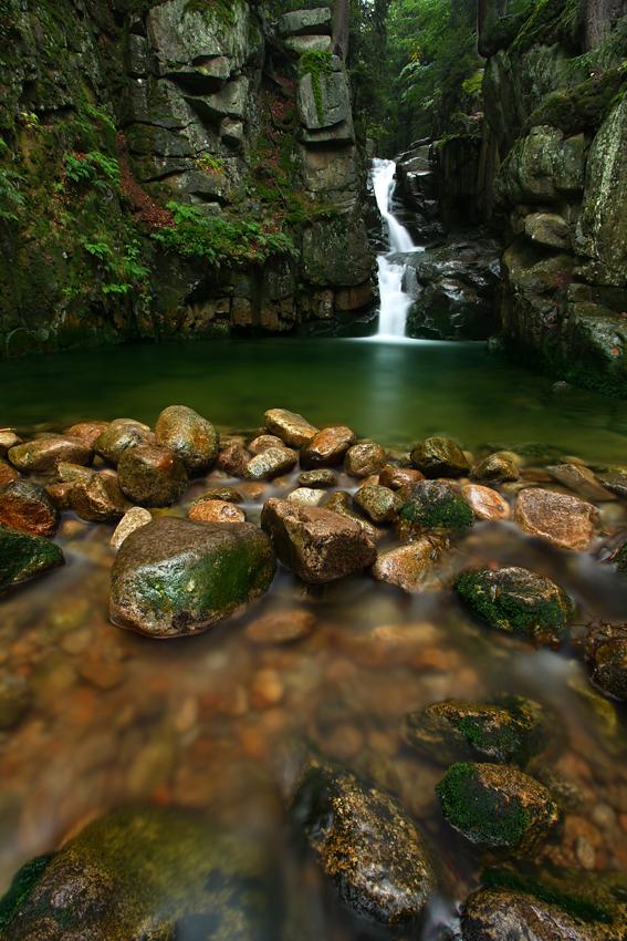 Wodospad Podgórnej