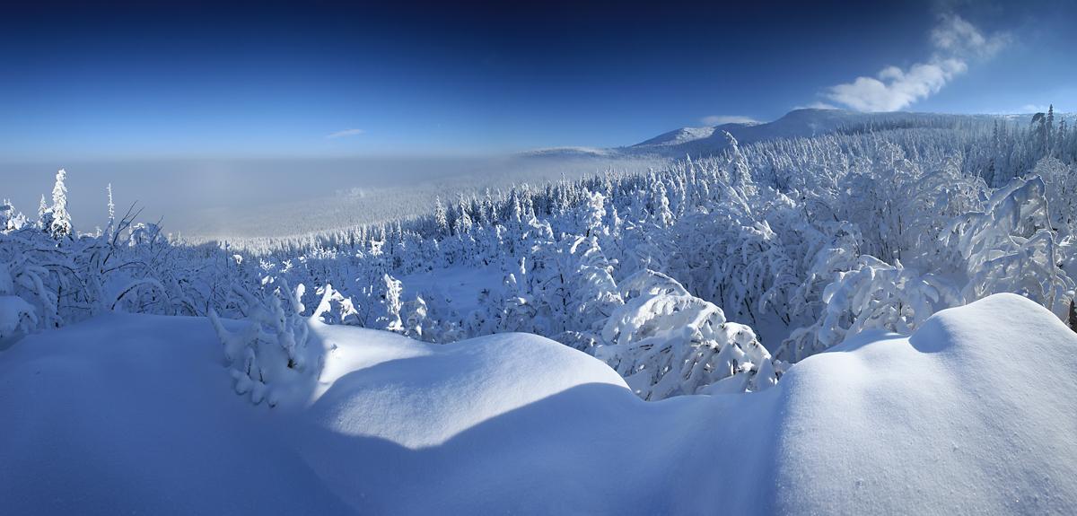 Kukułcze Skały, panorama