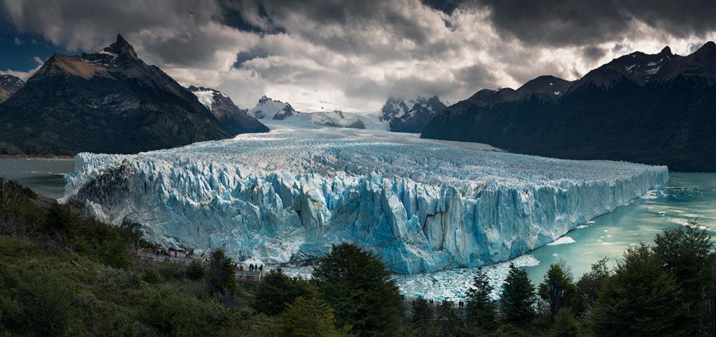 Lodowiec Perito Moreno Argentyna, Patagonia Los Glaciares National Park