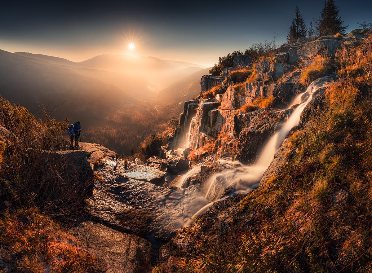 Wodospad Pancavy