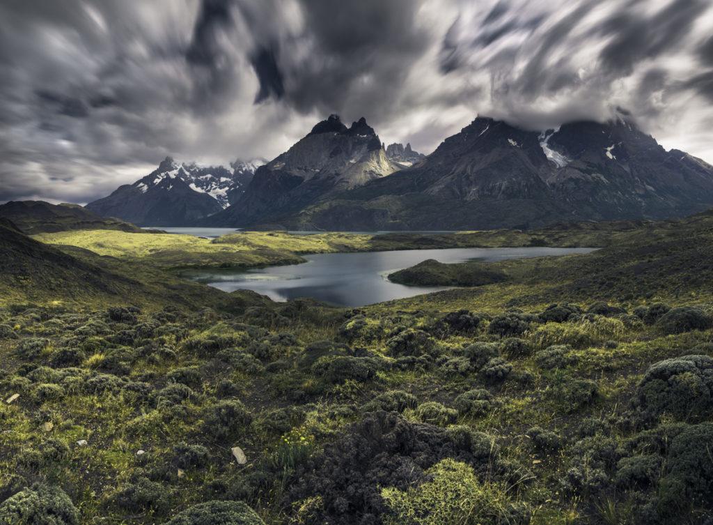 patagonia torres del paine argentyna chile mountains, lago pehoe Lago Nordenskjöld