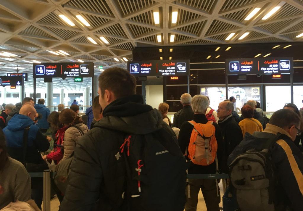 Wadi Rum Amman Airport